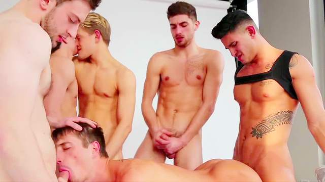 Hardcore gay anal sex with innocent dudes
