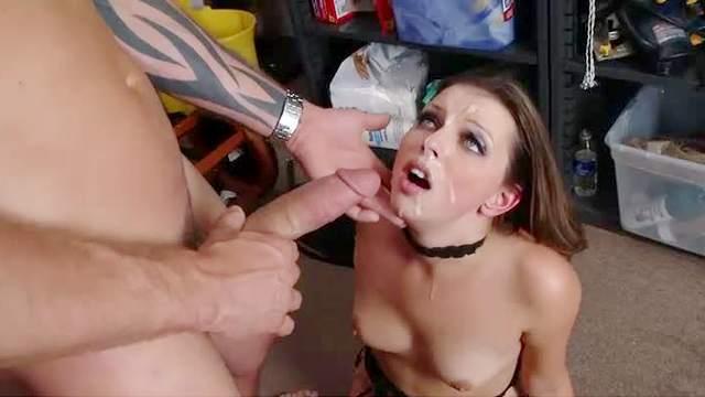 Missy Stone rough sex slut