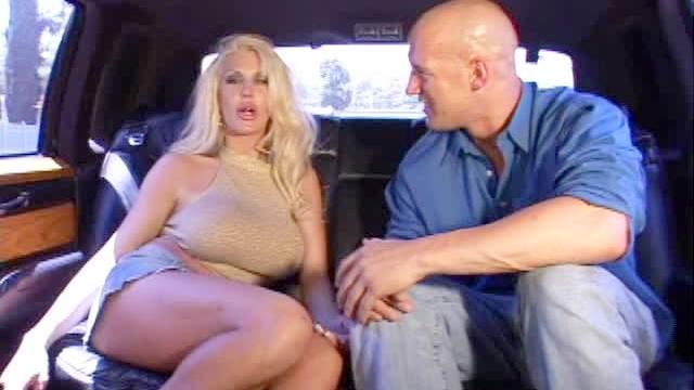 Big tits, Bimbo, Blonde, Blowjob, Car, Cumshot, Fake tits, Hardcore, MILF, Perfect body, Reality, Slut
