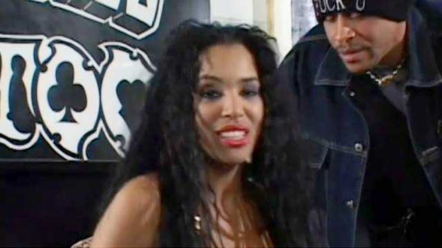 Soleil fuck with hardcore black Byron Long