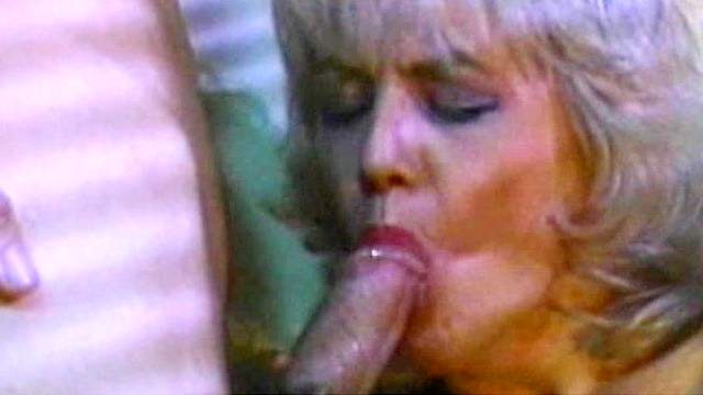 Big tits, Blonde, Blowjob, Doggy style, Facial, Hairy, Mature, Mom, Riding, Stockings, Vintage