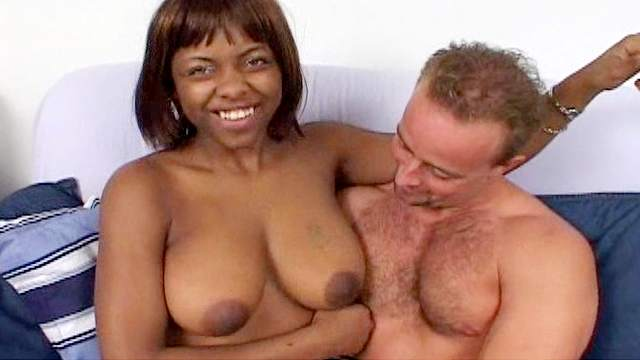 Bob fucks with a chubby ebony Claretta