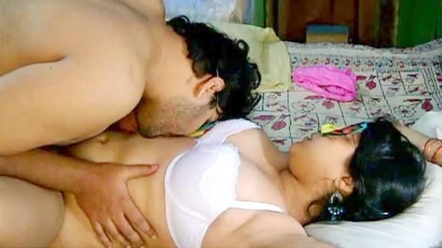 Amateur Indian Savita is being fucked hard
