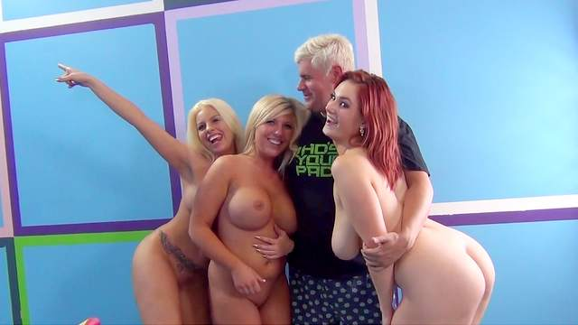 Britney Amber, Ralph Long, Siri, Heidi Hollywood, Porno Dan
