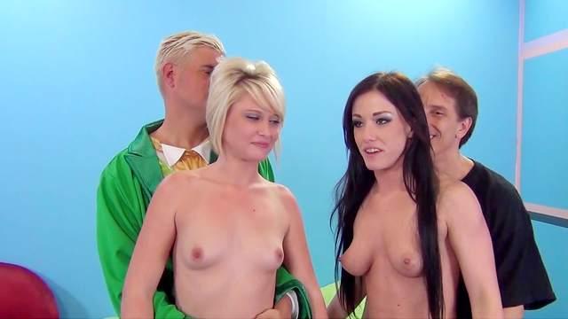 Jennifer White, Scott Lyons, Porno Dan, Winter Marie