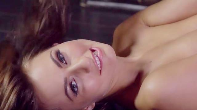 Naughty solo play with Michaela Isizzu