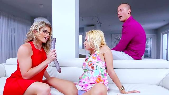 Cory Chase, Marsha May, Sean Lawless