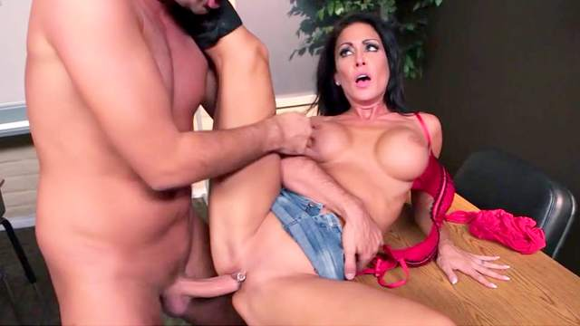 Time for Jessica Jaymes to endure proper inches down that perfect pussy