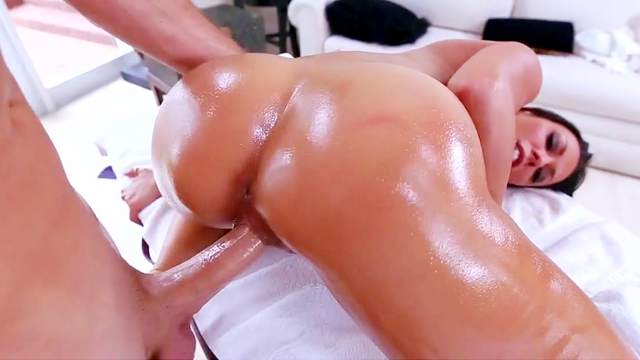 Best way to end this massage is with a good fuck
