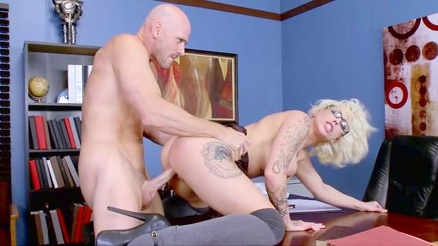 Johnny Sins, Harlow Harrison