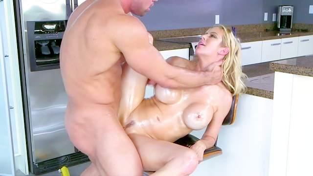 Alexis Fawx, Johnny Castle