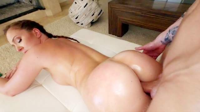 Although the cock to big she enjoys fucking until exhaustion