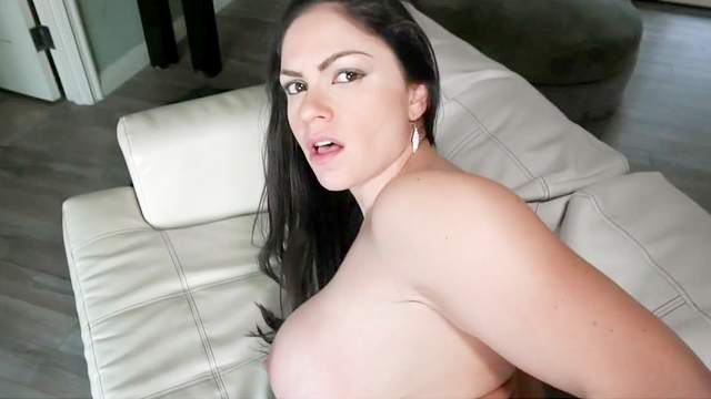 Busty Marta LaCroft filmed when dealing dick like a goddess