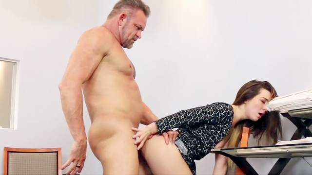 Bambi Brooks amazing scenes of sex at the office