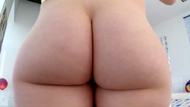 Peachy ass Chloe Couture anal fucked hard