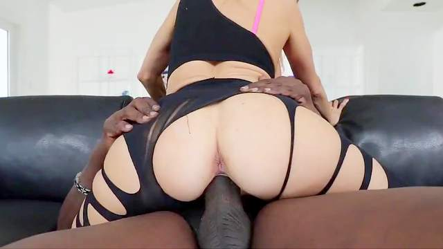 Alexis Fawx, Lexington Steele