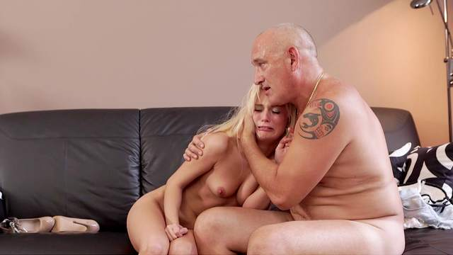 Babes, Blonde, Blowjob, Cum in mouth, Cumshot, Daddy, Doggy style, Fingering, HD, Moaning, Old and young, Petite, Pussy licking, Reverse cowgirl, Riding, Skinny, Small tits, Spread legs, Young girl