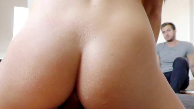 Amateur, Blowjob, Cuckold, Cum on ass, Cumshot, Doggy style, HD, Money, POV, Reality, Riding, Shaved pussy