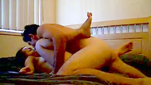 Asian, Bedroom, Couple, Doggy style, HD, Homemade, Riding, Small tits