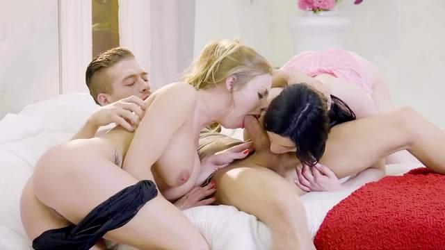 Britney Amber, Xander Corvus, Sadie Blake