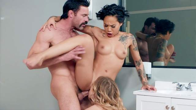 Charles Dera, Honey Gold, Giselle Palmer