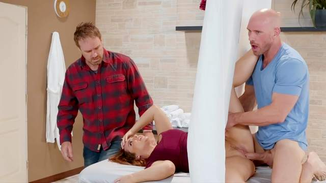 Natasha Nice, Johnny Sins
