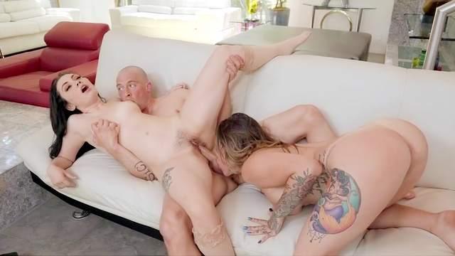 Karmen Karma, Zachary Wild, Lenna Lux