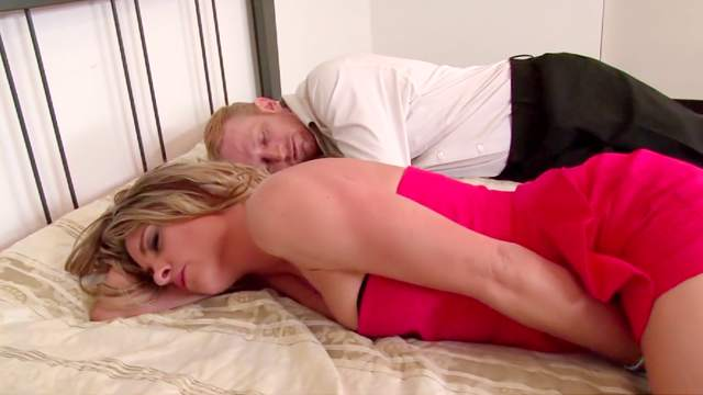 Black dude roughly fucks the hot wife in front of her hubby