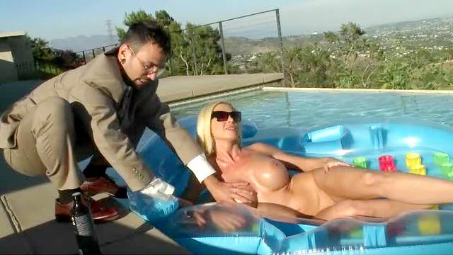 Big dick, Big tits, Bimbo, Blonde, Blowjob, Doggy style, Hardcore, HD, Mature, MILF, Outdoor, Shaved pussy, Wet