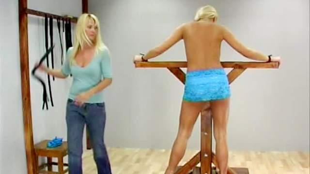 Babes, BDSM, Blonde, Femdom, High heels, Long legs, MILF, Pain, Spanking, Whip