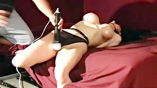 BDSM, Big tits, Doll, Dress, Fetish, HD, Spanking, Vibrator