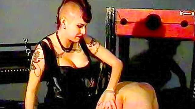 Domination, Femdom, Latex, Punishment, Punk, Rope, Tattoo