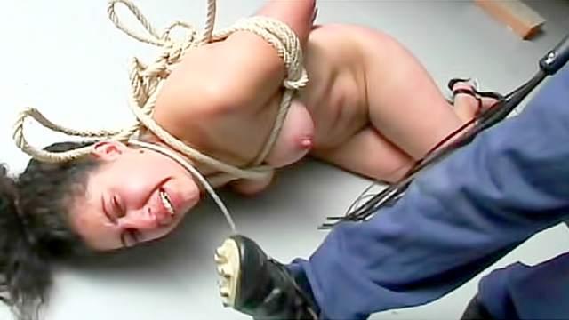BDSM, Bondage, Dungeon, Gagging, Maledom, Pain, Punishment, Tied, Torture