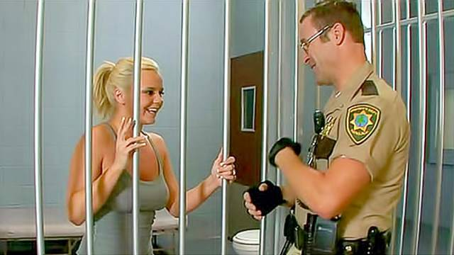 Bree imprisoned and fucked
