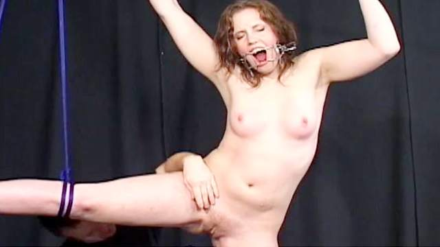 BDSM, Bondage, Natural tits, Small tits, Tied, Torture