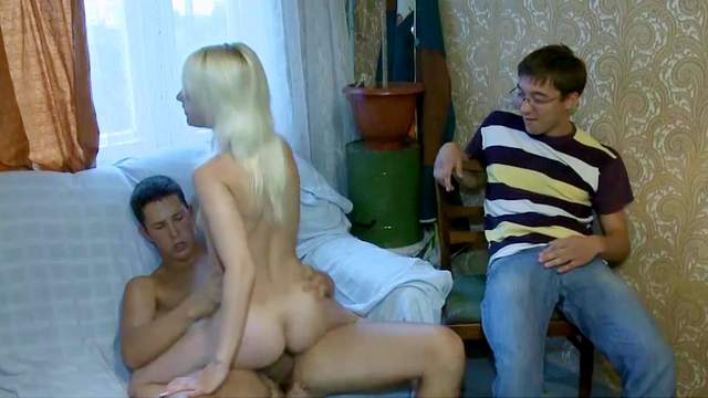 Emma is a spermswallowing perverted blonde