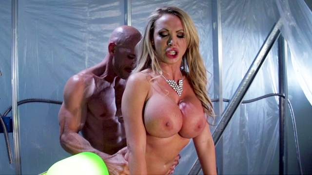 Nikki Benz, Johnny Sins