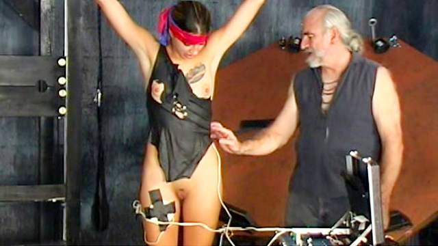 BDSM, Domination, Pain, Rope, Spanking, Tits torture, Torture