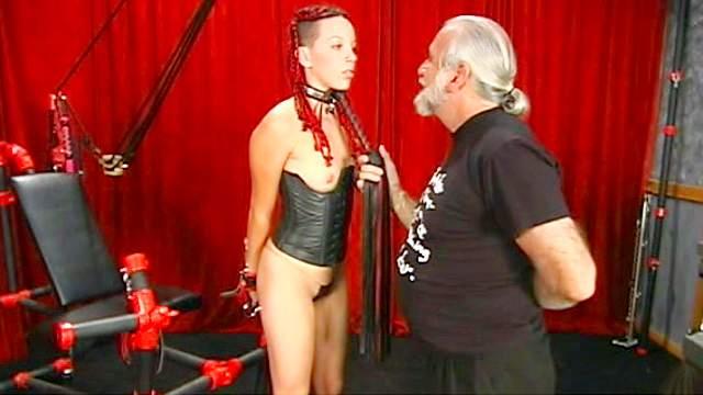 BDSM, Domination, Rope, Slave, Spanking, Tits torture, Torture